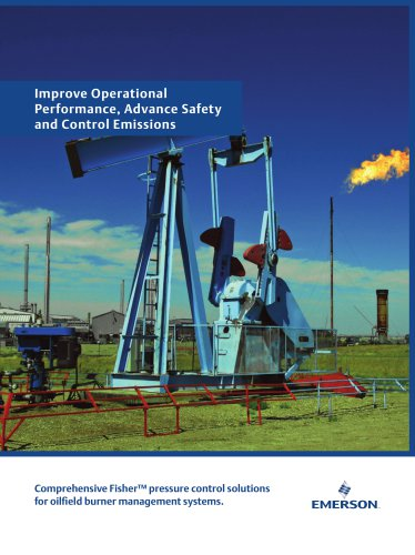 mprove Operational Performance, Advance Safety and Control Emissions