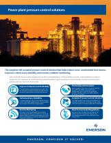 Power plant pressure control solutions