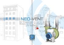 NEO-VENT - Der Frequenzumrichter für die Steuerung von Luftabsaugung und Ventilation