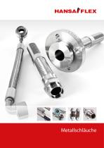 Katalog  Metallschläuche