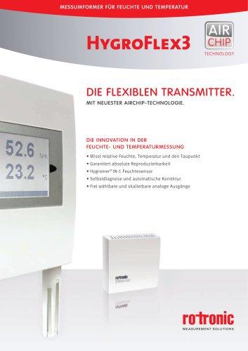 HygroFlex3 Datenblatt