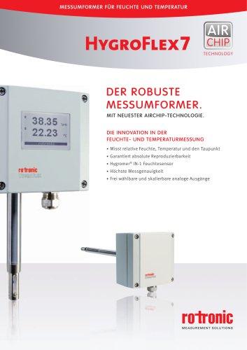 HygroFlex7 Messumformer