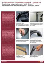Mink Flex-System - zum Abdichten und Führen - 5