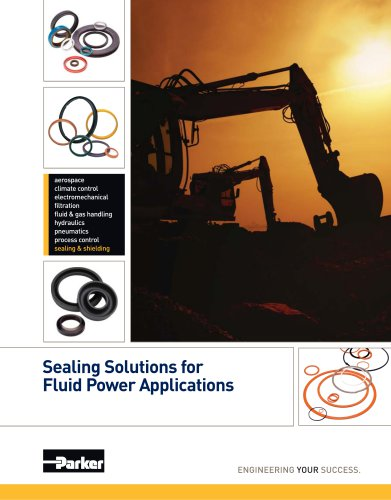 Sealing Solutions for Fluid Power Applications