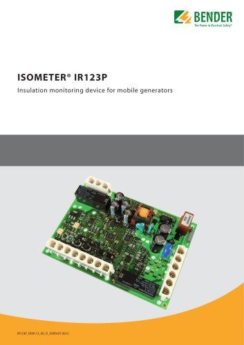 ISOMETER® IR123P