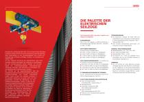 Elektroseilzug – Serie DRH - 4