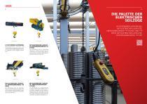 Elektroseilzug – Serie DRH - 5