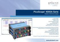 PicoScope® 4000A-Serie