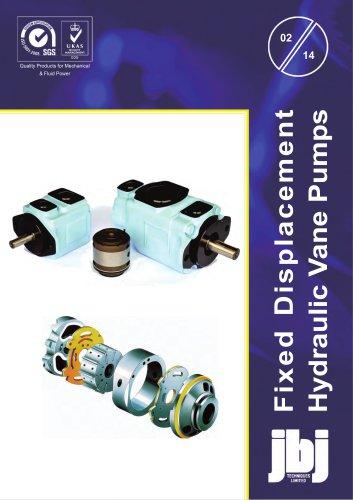 BD series high pressure vane pumps