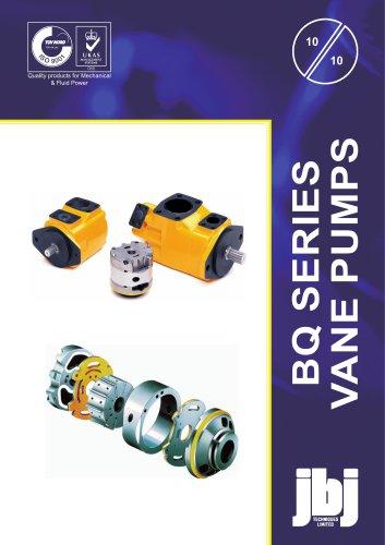 BQ Series  VANE PUMPS
