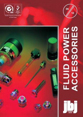 Fluid power accessories