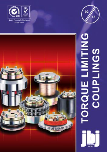 Torque limiting couplings