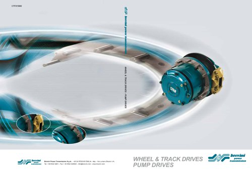 Planetary wheel drives