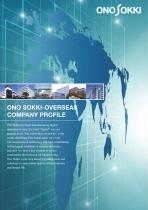 Ono Sokki product