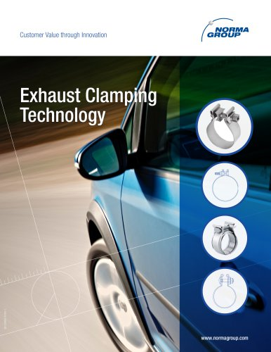 Exhaust Clamping Technology_USA