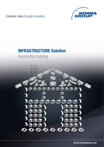 INFRASTRUCTURE Solution - Residential building