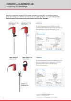 COMBIFLUX/JUNIORFLUX für kleiere Abfüllmengen - 2
