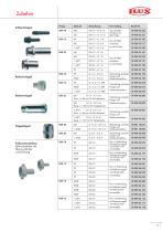 Druckluft-Membranpumpen FDM - 17