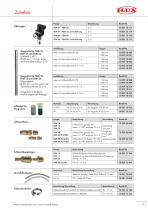 Druckluft-Membranpumpen FDM - 19