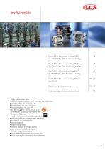 Druckluft-Membranpumpen RFM-RFML - 3