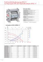Druckluft-Membranpumpen RFM-RFML - 4