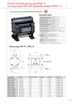 Druckluft-Membranpumpen RFM-RFML - 5