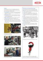 Fasspumpen und Containerpumpen - für niedrigviskoser Medien - 3