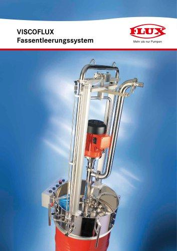 FLUX Fassentleerungssystem VISCOFLUX