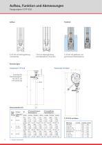 FLUX Fasspumpe F/FP 425 Datenblatt - 2