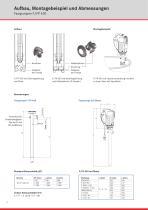 FLUX Fasspumpe F/FP 430 Datenblatt - 2