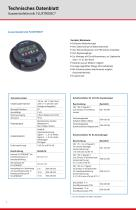 FLUX Ovalradzähler FMO 104 - 5