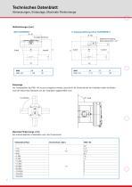 FLUX Ovalradzähler FMO 104 Datenblatt - 2