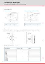 FLUX Ovalradzähler FMO 110 Datenblatt - 2