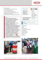 FLUX Pumpen-Set für Mineralölprodukte Baureihe 400 - 13