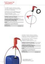 FLUX Pumpen-Set für Säuren - 4