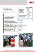 FLUX Pumpen-Set für Säuren Baureihe 400 - 13