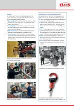 FLUX Pumpen-Set für Säuren Baureihe 400 - 3