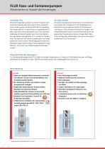 FLUX Pumpen-Set für Säuren Baureihe 400 - 6