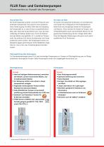 FLUX Pumpen-Set für universelle Anwendungen Baureihe 400 - 6