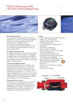 FLUX Taumelscheibenzähler FMC 250 - 2