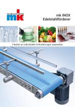 mk INOX Edelstahlförderer