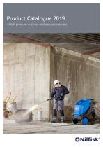 High pressure washers and vacuum cleaners
