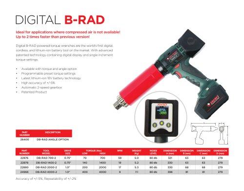 Digital B-RAD (Metric)