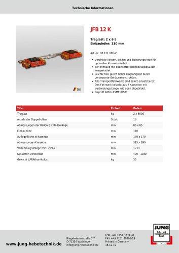JFB 12 K Produkt Details