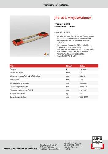 JFB 16 S Produkt Details