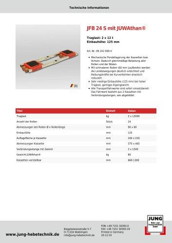 JFB 24 S Produkt Details
