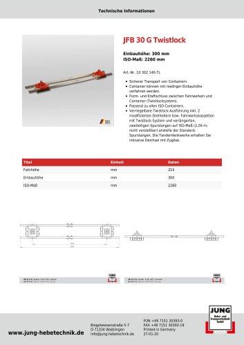 JFB 30 G TL Produkt Details