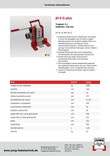 JH 6 G plus Produkt Details