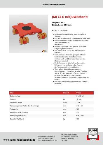 JKB 14 Produkt Details