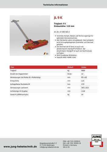 JL 9 K Produkt Details